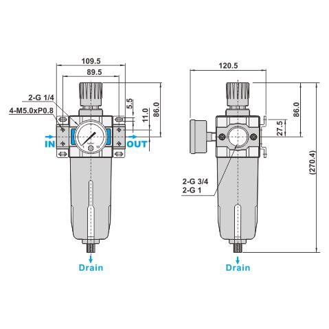 Air Regulator Schematic | Wiring Diagrams