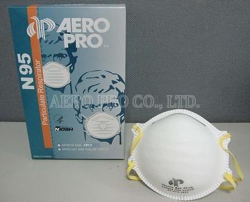 aero pro AP0018 NIOSH N95 Surgical Mask