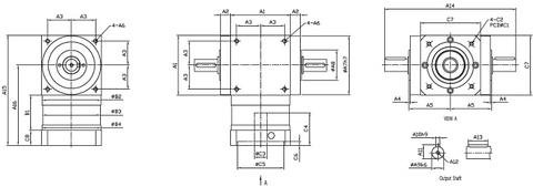 TR-A Series-Gear Reducer