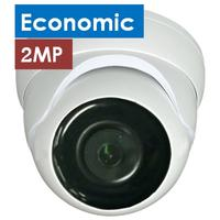 H.265 2.0MP PoE IP Camera