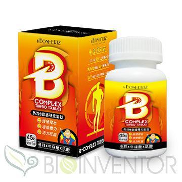 Le Bonhertz Time Release Vitamin B Complex