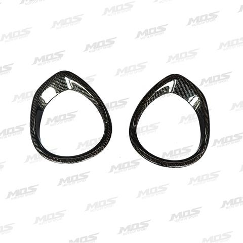 Carbon Fiber Speedometer Ring Cover for Yamaha T-MAX 530