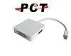 Mini DisplayPort to HDMI / DVI / VGA Converter