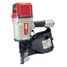 MAX Pneumatic Coil Nailer for Large wooden boxes