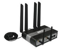 Advanced In Vehicle 4G/LTE Wireless Router