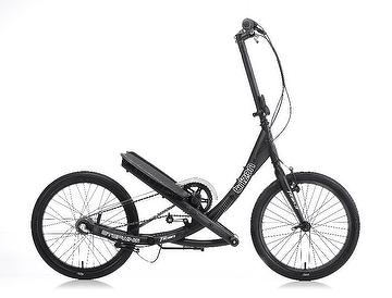 Stepwing T3 - Outdoor Fitness Stepper Bike , Arm, Leg & Core Muscle Exercise!