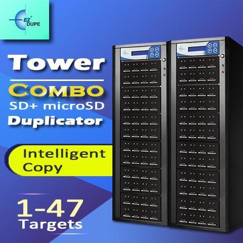 Taiwan microSD / SD Card Duplicator   Combo   1 to 47   Copy