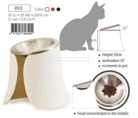 Petiful Pet Bowl Ergonomic