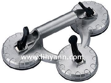 Suction Lifter 3 Times 35 KG (77 pound) Glass Suction Cup / Vacuum / Window Lifter Suction
