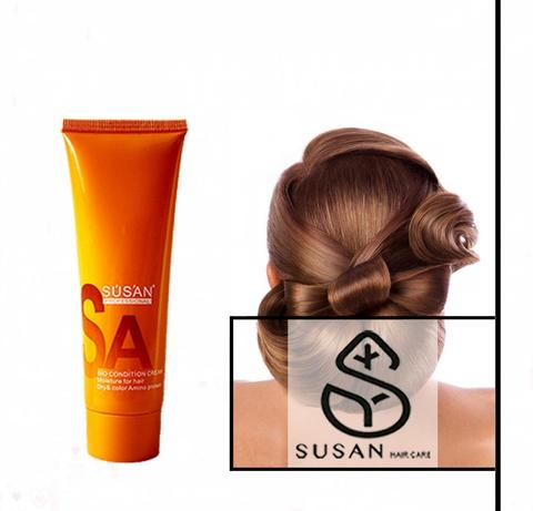 【SUSAN】protein lotion to restore bouncy skin in 3 sec.