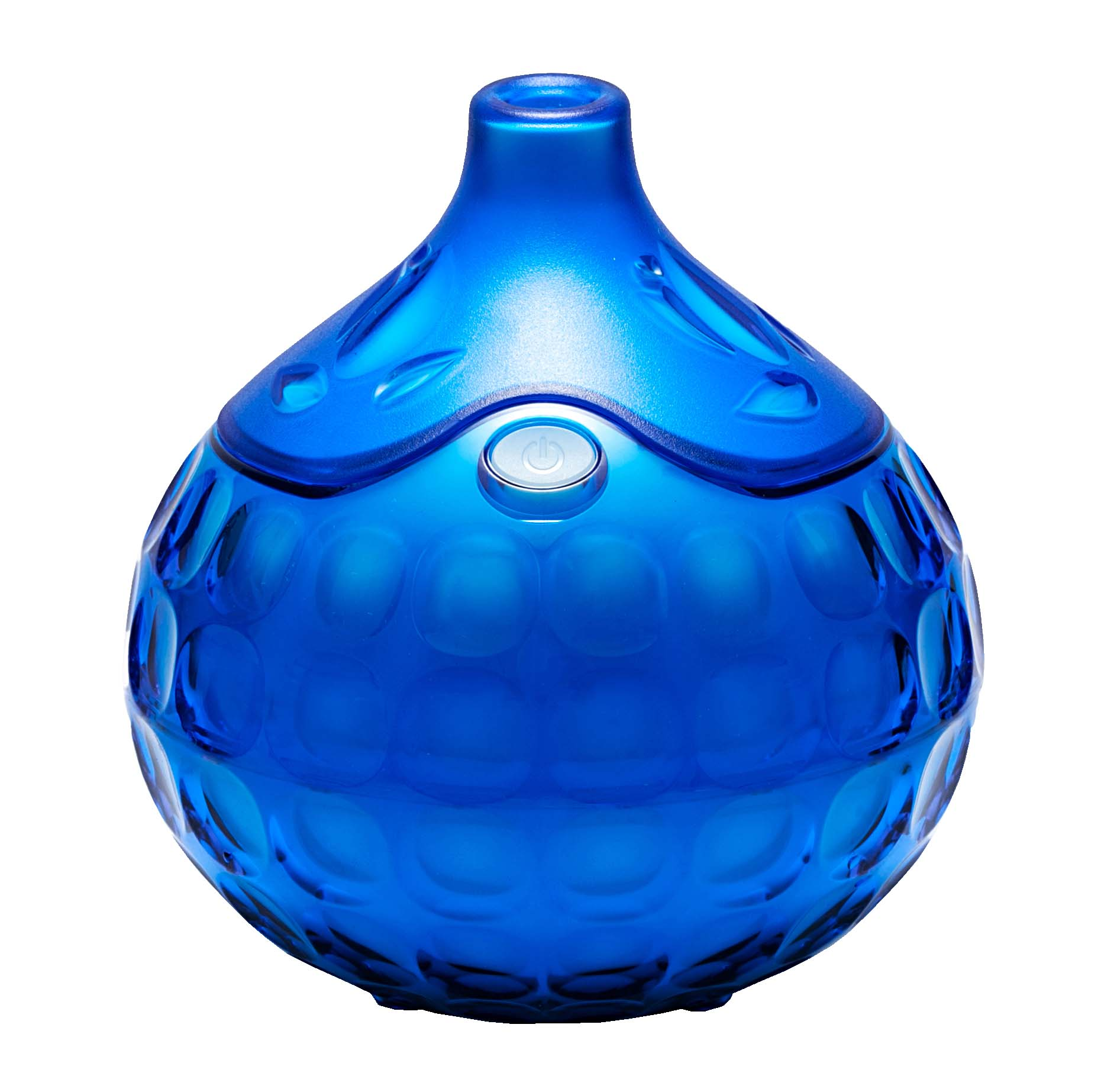 Aroma Diffuser for Essential Oils Crystal Design Non Radiation Non Electromagnetic Wave / Blue