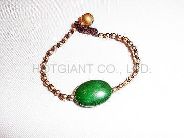 Large Pendant jewelry bracelet