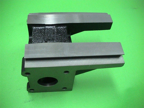 Custom Made CNC Machining Cast Iron Parts