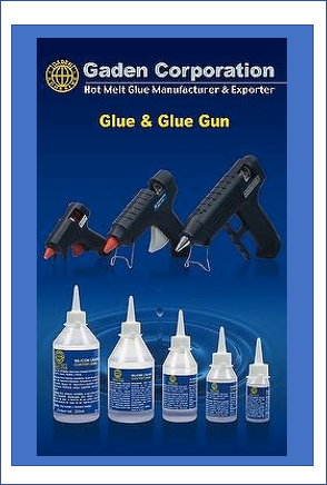 Hot melt glue chips for packaging and book binding