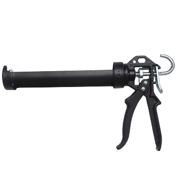 Silicon caulking gun, epoxy manual construction, hand tool