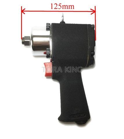 1/2 inch Torque Stubby Air Impact Wrench