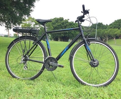 Electric Bicycle_City Bike -Man
