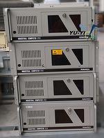ADVANTECH INDUSTRIAL COMPUTER 610 IPC-610-250 / IPC-610-BARB