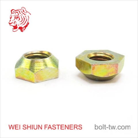 CNC machined parts Nut Tube Fittings