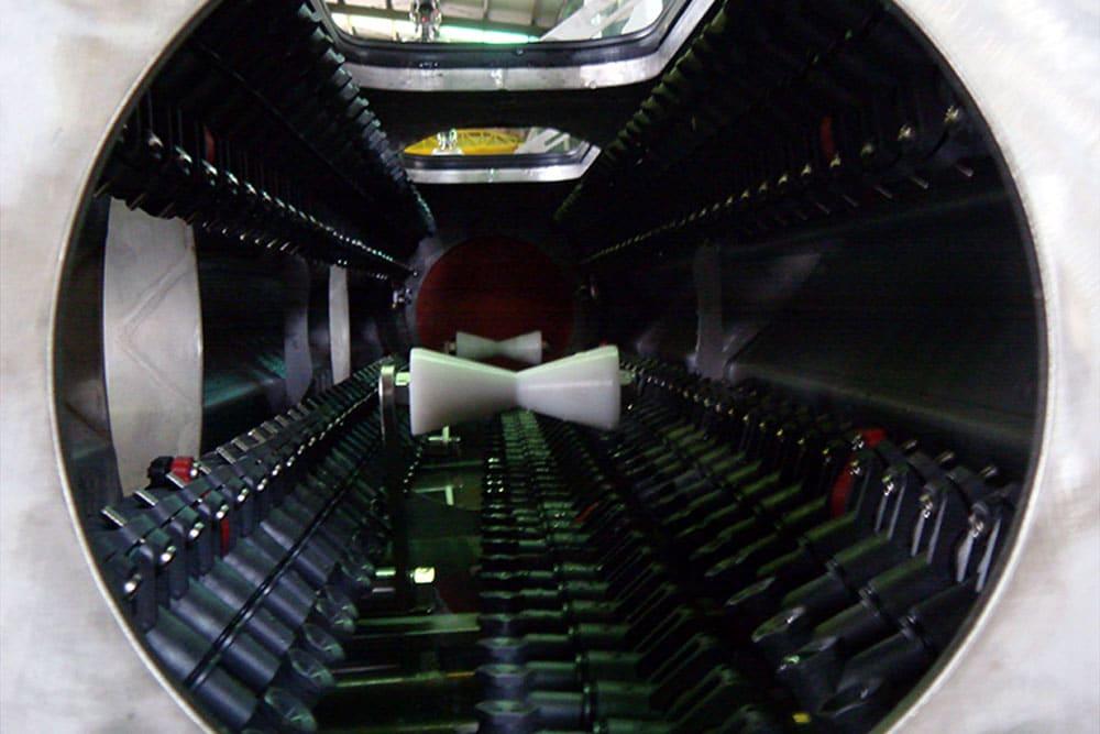 EPST-206 Vacuum Spray Water Cooling Tank Machine