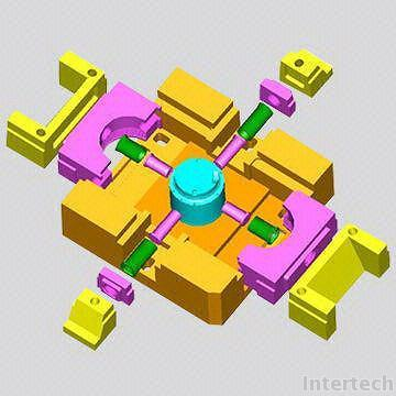 Taiwan Custom Mold Design service | INTERTECH MACHINERY