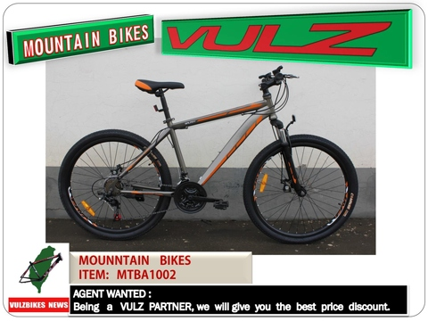 27speed mountain bike with Disc Brake aluminum 6061 alloy