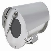 Stainless Steel Camera Housing with Wiper
