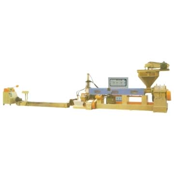 Plastic Waste Recycling & Pelletizing Machine