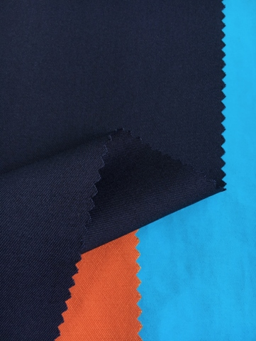 Polyester Spandex Woven Fabric