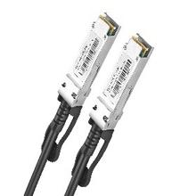DAC Direct attached cable 5m AWG30-24 40G QSFP