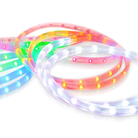 Waterproof Day White LED Light Strip