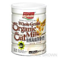 HOME BROWN Whole Grain Organic Oat Milk