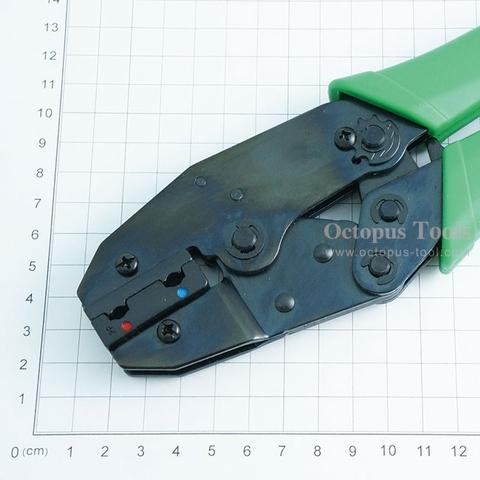 Terminal Crimping Tool for Flag Terminals