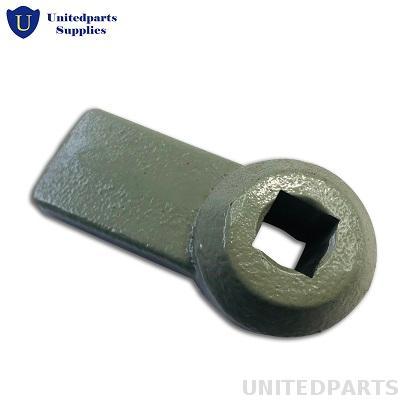 OEM iron sand casting parts-handle head
