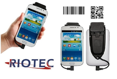 Taiwan 2D ANDROSCAN Mobile Barcode Scanner DC9252NP