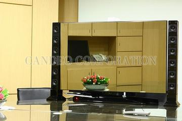 Mirror LCD display 42 inch