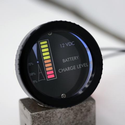 12V Battery Meter