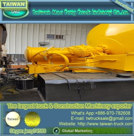 Taiwan UD-013 Used NISSAN Concrete Mixer truck / mixer truck, japan