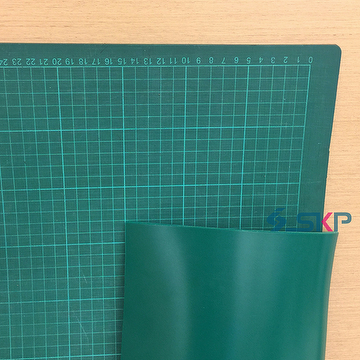 Taiwan Colored Plastic Sheet Material for Desk Pads: Flexible PVC ...