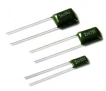 taiwan polyester film capacitor pei sonjiu electronic polyester film capacitor pei