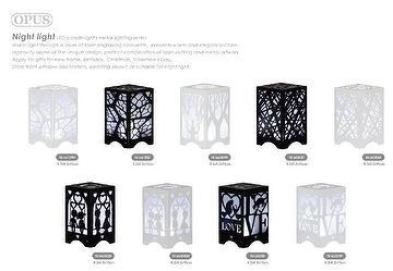 craft metal lighting. elegant metal decor lamp night light butterfly shape white lightwith usb onoff cord gifts decors souvenir craft lighting a