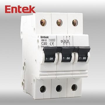 Miniature Circuit Breaker CE MCB 3P