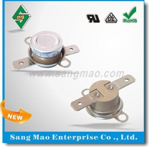 1C4 Disc-Type Auto-Reset Bimetal Thermostat Switch