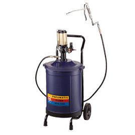 PNEUMATIC OPERATED GREASE DISPENSER