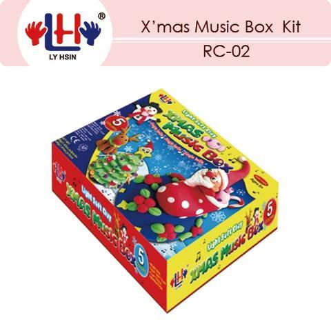 Xmas music box kit