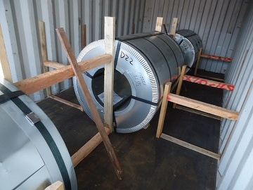 Stainless Steel Coil, cold rolled, hot rolled, roll