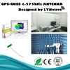 1.575GHz R.H.C.P Polarized GPS GNSS Embedded PCB Cable Antenna