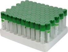 Vacutainer Lithium Heparin and Gel - 16 x 100 mm, ISO13485-1st item to buy