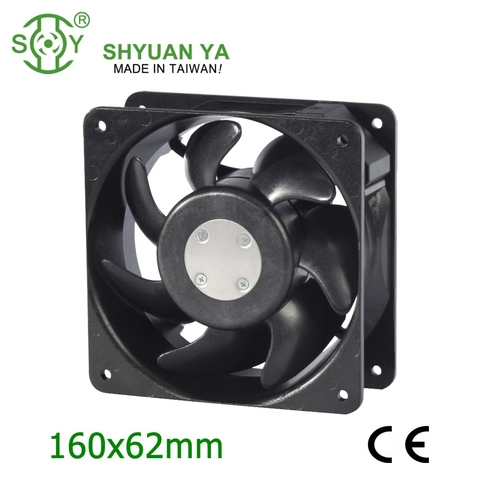 Free Standing Compressor Electric Motor Industry Cooling Fan