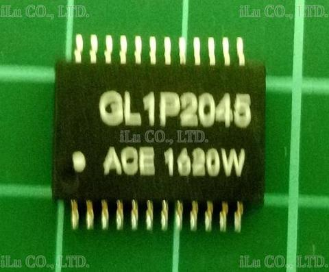 2.5G Based-T Single Port 60W I-temp SMD Lan Transformer GL1P